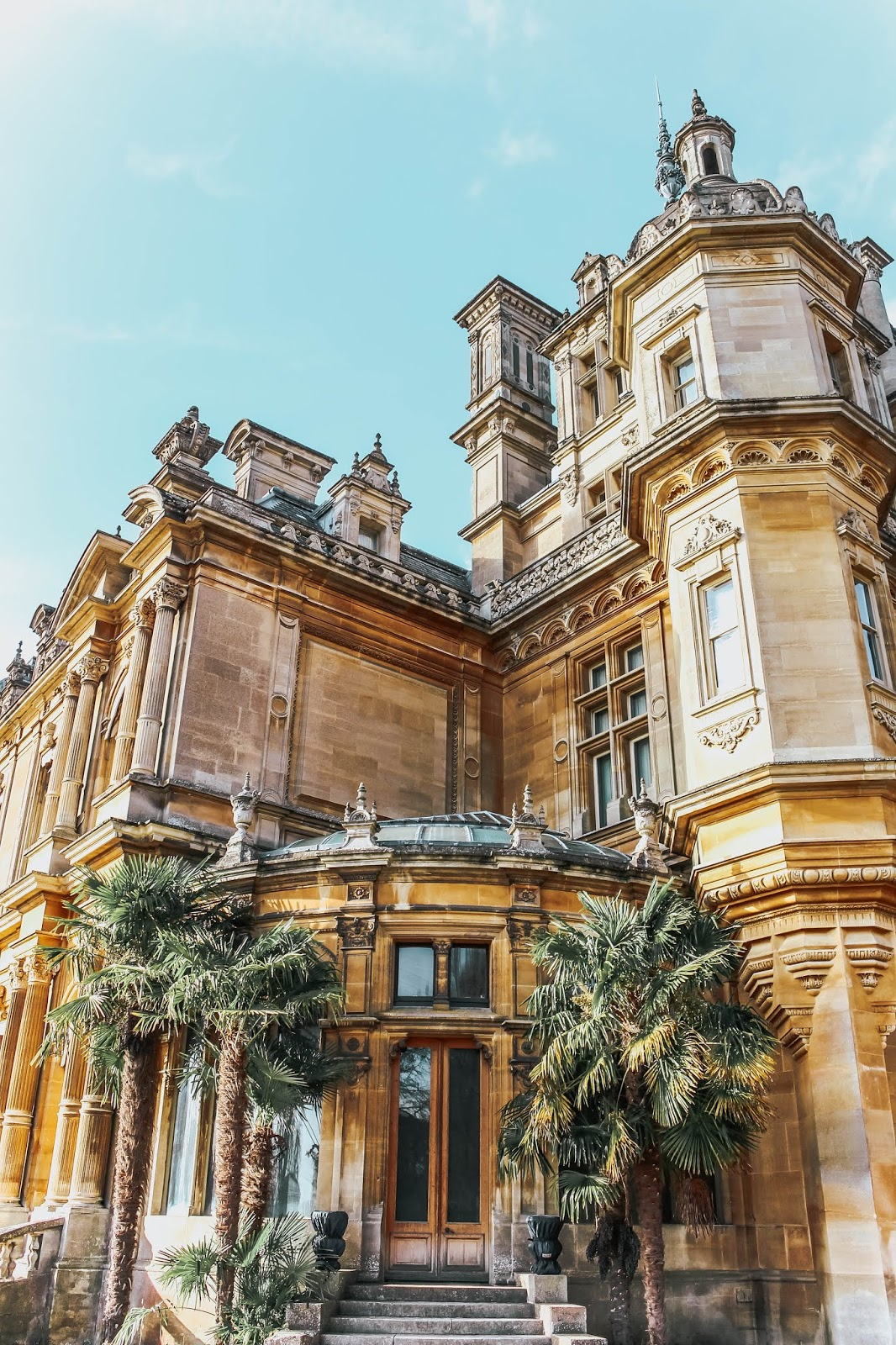 Waddesdon Manor Travel Blog Photography UK
