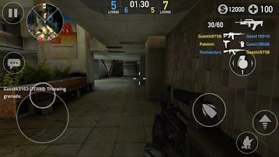 تحميل لعبة Forward Assault apk مهكرة, لعبة Forward Assault مهكرة جاهزة للاندرويد, لعبة Forward Assault مهكرة بروابط مباشرة