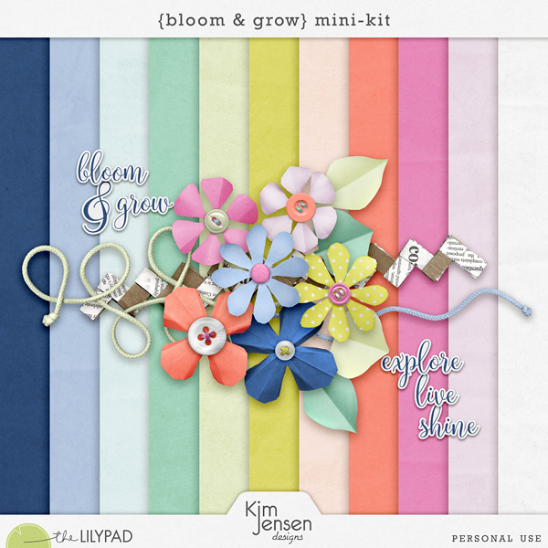 Bloom & Grow! It's The Lilypad Blog Hop!