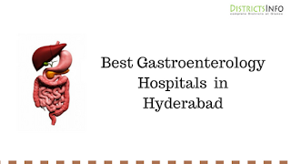 Best Gastroenterology Hospitals  in Hyderabad