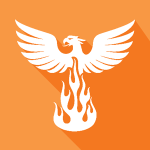 phoenix flat icon png