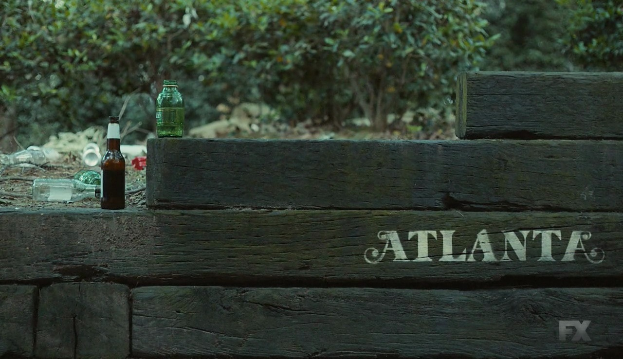 "Atlanta - The Jacket - Review: ""Coming up slamming Cadillac doors"""