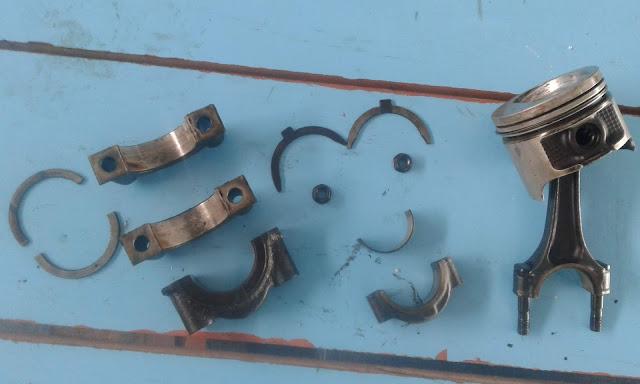 Bantalan mempunyai baja pada bagian belakang yang merupakan lembaran tipis dari bahan pemb Fungsi Dan Jenis - Jenis Bantalan Pada Mesin
