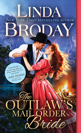 New Release Spotlight: The Outlaw's Mail Order Bride by Linda Broday | About That Story