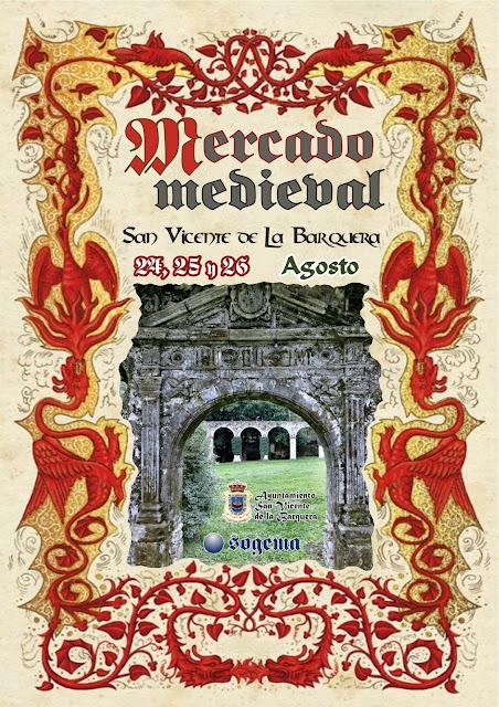 Mercado medieval en San Vicente de la Barquera