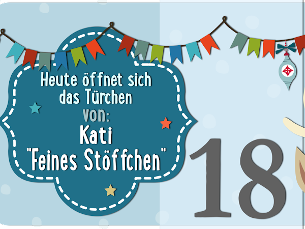 Adventskalender Türchen Nr. 18