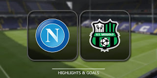 مشاهدة مباراة نابولي وساسولو بث مباشر بتاريخ 07-10-2018 الدوري الايطالي