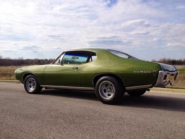 1968 Pontiac Lemans 350 For Sale Buy American Muscle Car