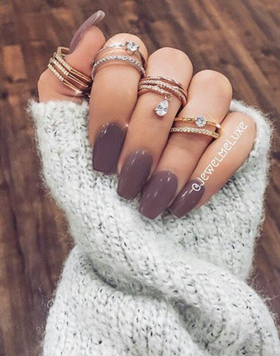 #Winter #Nails Best Winter Nails for 2018