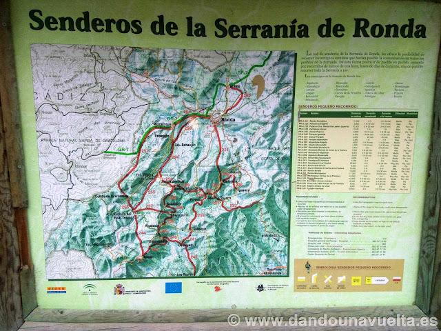 Senderos de la Serranía de Ronda