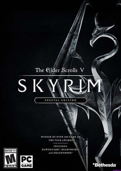 โหลดเกมส์ The Elder Scrolls V: Skyrim Special Edition