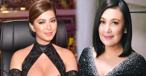 Sharon Cuneta Said That The 'Perfect' Darna Was Angel Locsin But People Have To Move On