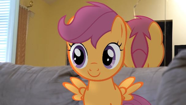 equestria daily mlp stuff ponies in real life scootaloo hates