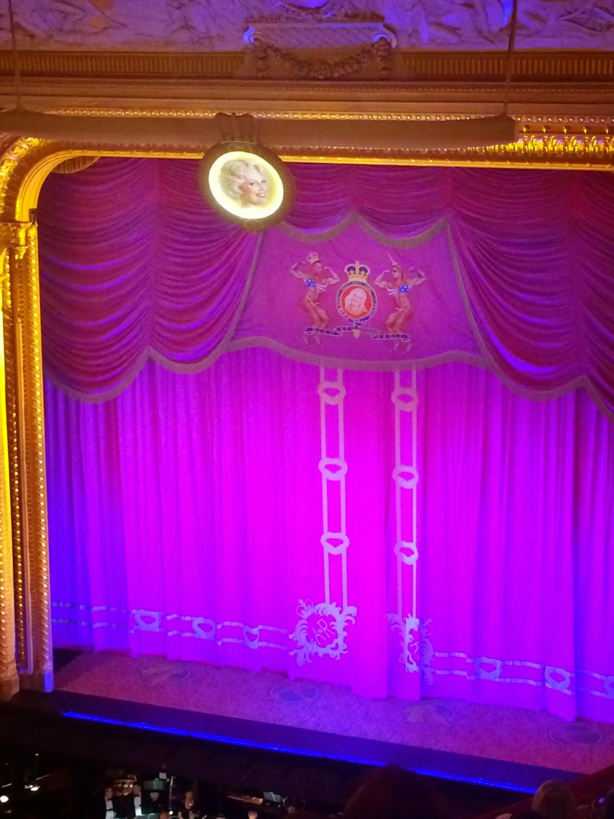 anna nicole opera pink opening curtain