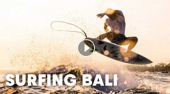The King of Bali s Free Surf Scene