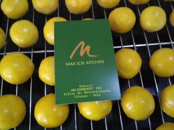 Nastar mak icik kitchen