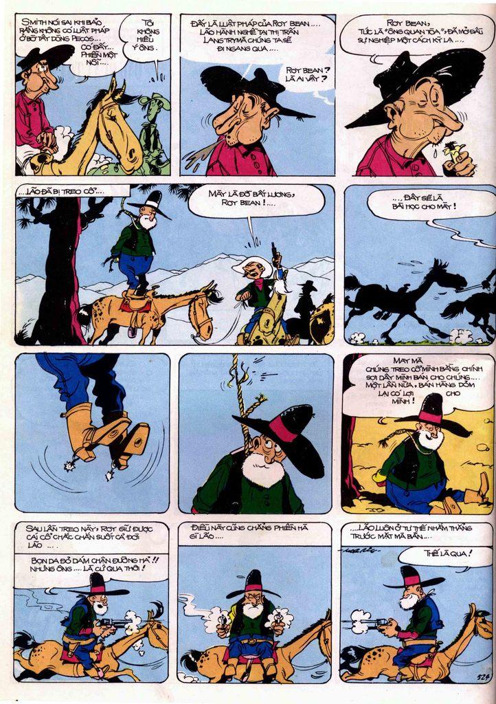 Lucky Luke tập 21 - sợi dây biết hát trang 4
