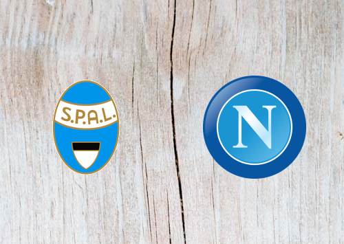 SPAL vs Napoli Full Match & Highlights 12 May 2019