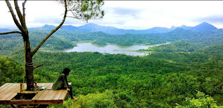 Desa Wisata Kalibiru dan Pesonanya