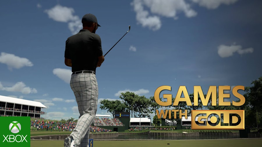 golf club 2019 pga tour xbox live gold free game