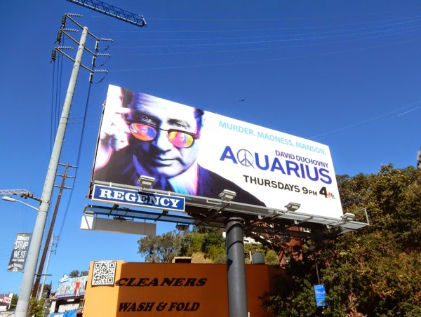 Aquarius season 1 billboard