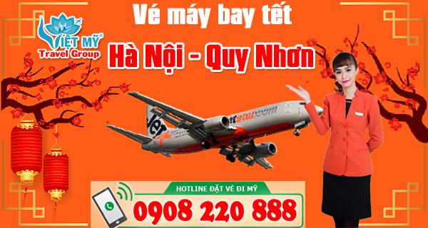 Vé máy bay tết Phú Quốc Quy Nhơn 2018
