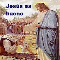 Jesús es bueno