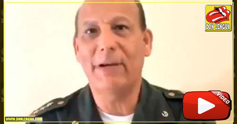 Coronel activo del Ejército reconoce a Juan Guaidó como su Comandante en Jefe