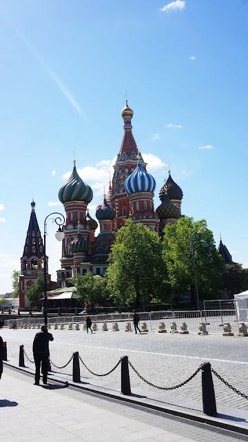 Фото Храма Василия Блаженного в Москве