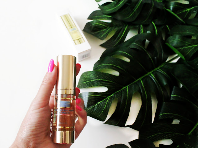 Moroccan Natural Finest 24K Gold Serum opinioni
