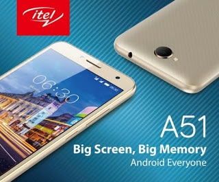 8bc714a72 iTel A51 Full Specifications and Features