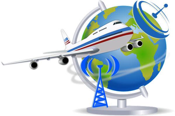 Layanan Wi-Fi Pada Pesawat Terbang