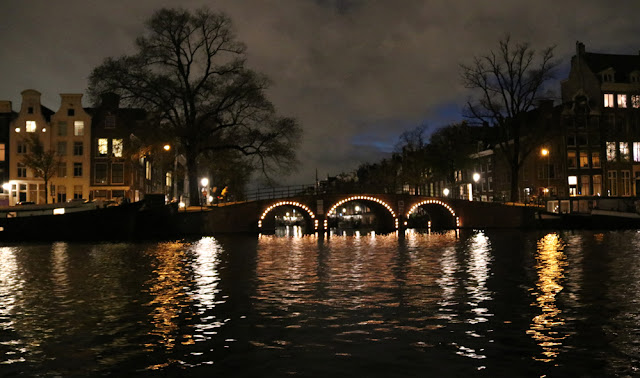 Kanavaristeilyllä Amsterdamissa 5