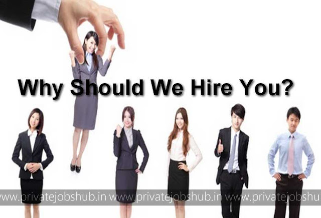 Why Should We Hire You? Smart  Perfect Answers For Freshers In - why should i hire you