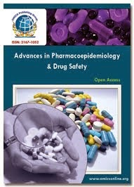 <b>	Advances in Pharmacoepidemiology &amp; Drug Safety</b>