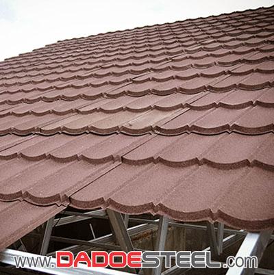 Genteng Baja Ringan Murah Distributor Metal Di Bandung Asuka Roof Dadoesteel