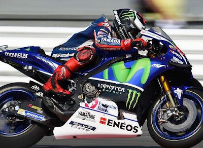Hasil Lengkap Kualifikasi MotoGP Misano, San Marino 2016