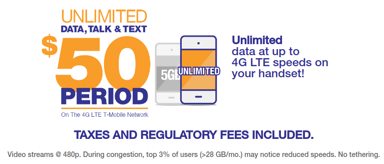 MetroPCS Gives $50 Plan Unlimited Data But Removes Hotspot