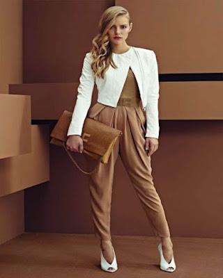 outfit formal elegante de oficina