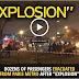 VIDEO: Ledakan Keras di Ibukota Paris