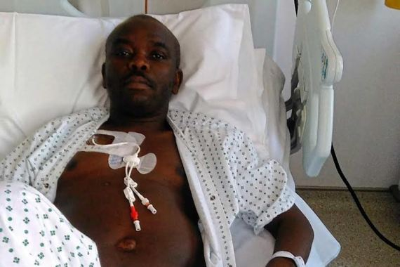 Isaac Aganozor the dying Nigerian man whom the uk home office has denied visa to his brother who was to donate his bone marrow to save his life