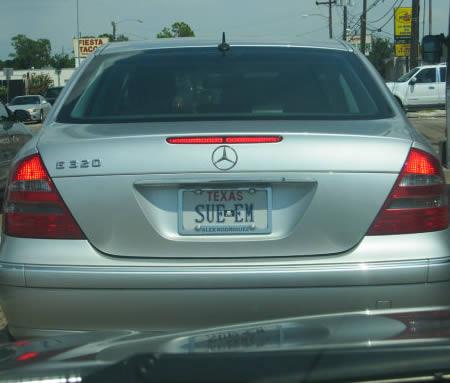 Funny License Plates Funnymadworld