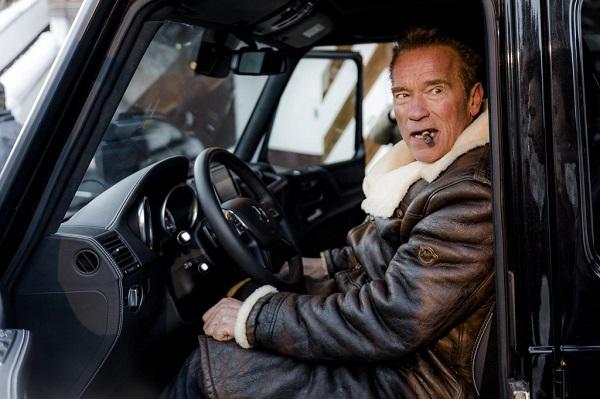 Mercedes-Benz Clase G eléctrico de Kreisel Schwarzenegger