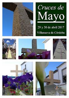 VILLANUEVA DE CÓRDOBA - CÓRDOBA - Cruces de Mayo 2017