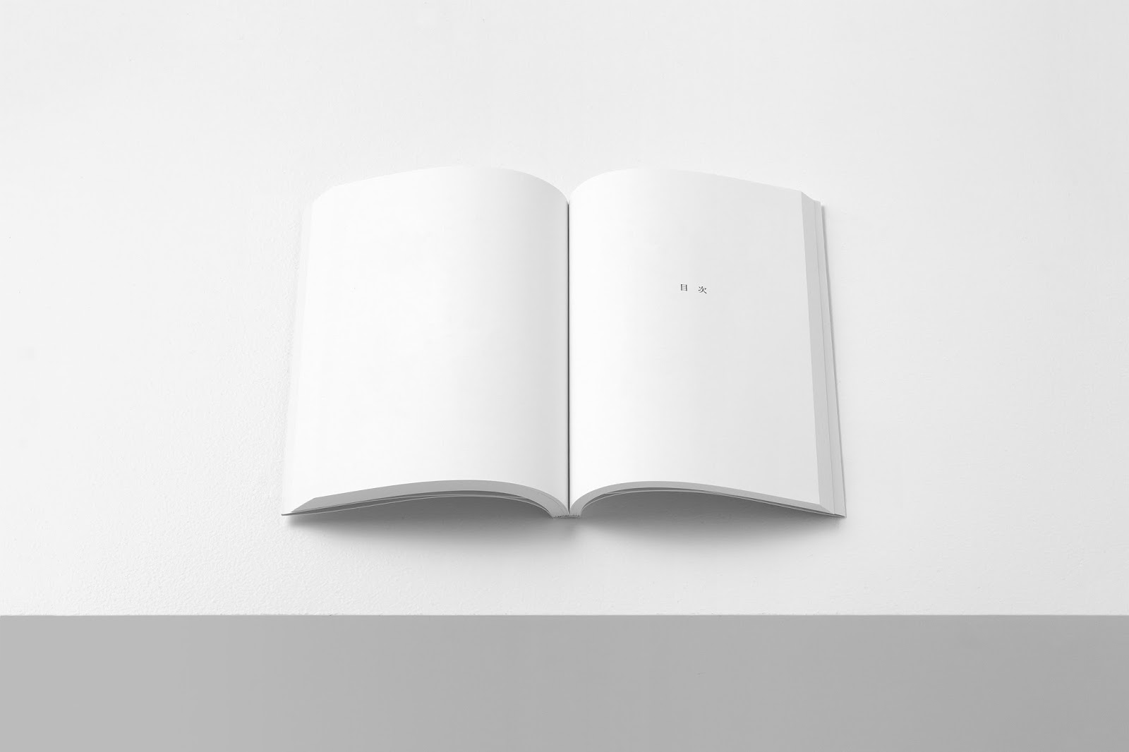 Saks books on packaging of the world creative package for Minimalist book design