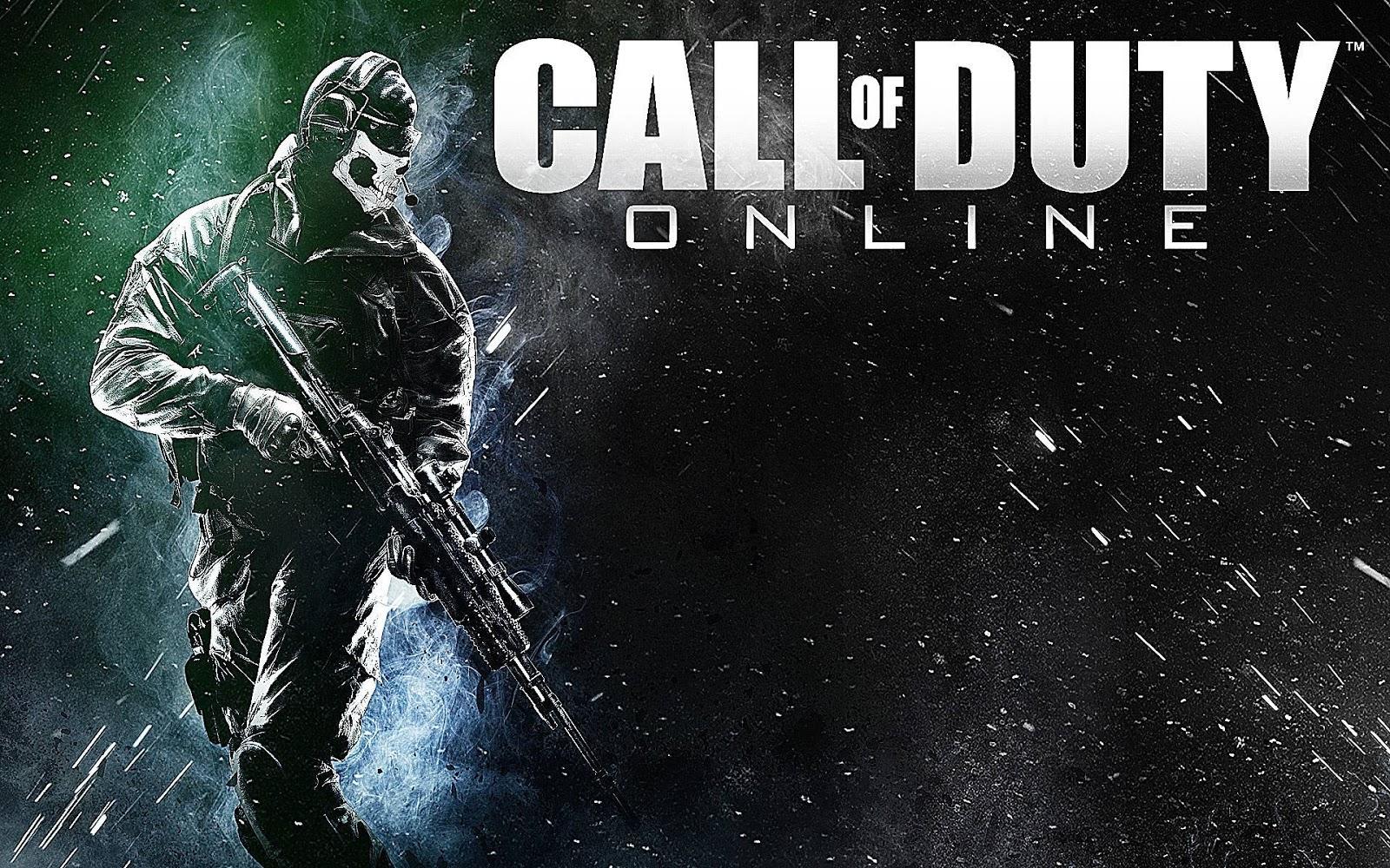 Call Of Duty Online Wallpaper E Fotos Em HD