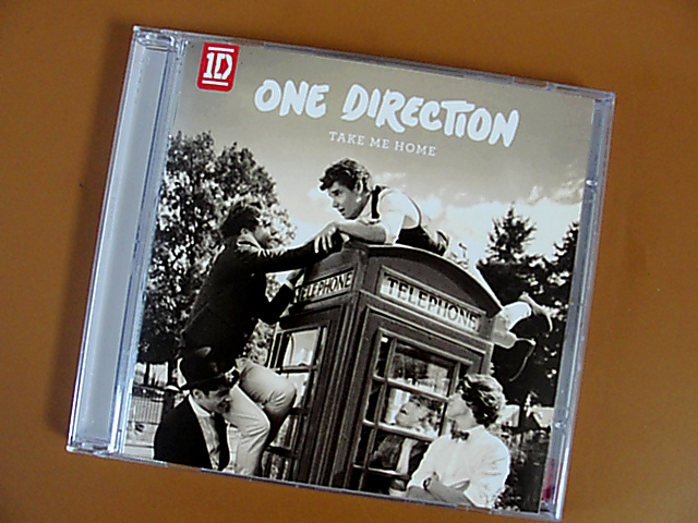 ONE DIRECTION TAKE ME HOME TARGET TORRENT