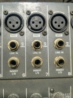 Memahami insert mixer