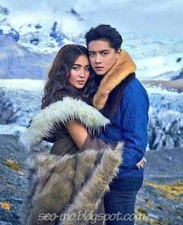 Foto Mesra Daniel Padilla dengan Kekasih nya Romantis