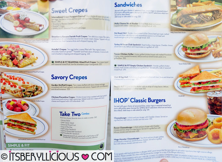 Prices For Prices For Ihop